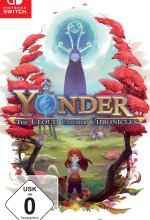 Yonder - The Cloud Catcher Chronicles Cover