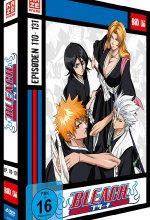 Bleach TV-Serie - Box 6 (Episoden 110-131)  [4 DVDs]<br> DVD-Cover