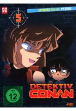 Detektiv Conan - TV-Serie - DVD Box 5 (Episoden 130-155)  [5 DVDs] DVD-Cover