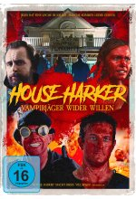 House Harker - Vampirjäger wider Willen DVD-Cover