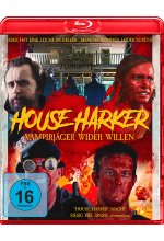 House Harker - Vampirjäger wider Willen Blu-ray-Cover