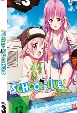 School-Live! - DVD 3 DVD-Cover