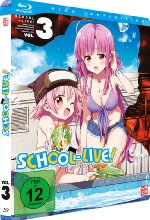 School-Live! - Blu-ray 3 Blu-ray-Cover