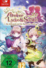 Atelier Lydie & Suelle - The Alchemists and the Mysterious Paintings Cover