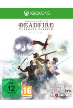 Pillars of Eternity II: Deadfire (Ultimate Edition) Cover