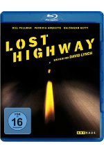 Lost Highway Blu-ray-Cover
