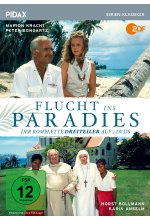 Flucht ins Paradies  [2 DVDs] DVD-Cover