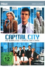 Capital City - Staffel 1  [3 DVDs] DVD-Cover