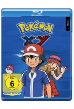 Pokemon - Staffel 17: XY  [5 BRs] Blu-ray-Cover