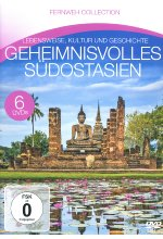 Geheimnisvolles Südostasien - Fernweh Collection  [6 DVDs] DVD-Cover