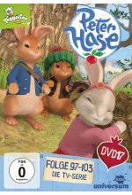 Peter Hase DVD 17 - Die TV-Serie/Folge 97-103 DVD-Cover
