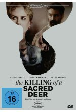 The Killing of a Sacred Deer DVD-Cover