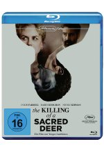 The Killing of a Sacred Deer Blu-ray-Cover