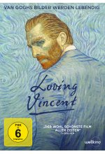 Loving Vincent DVD-Cover