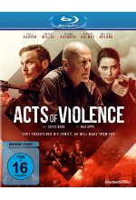 Acts of Violence Blu-ray-Cover