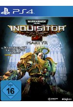 Warhammer 40.000 - Inquisitor Martyr Cover
