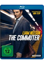 The Commuter Blu-ray-Cover
