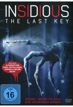 Insidious - The Last Key DVD-Cover