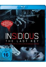 Insidious - The Last Key Blu-ray-Cover