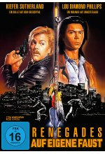 Renegades - Auf eigene Faust DVD-Cover