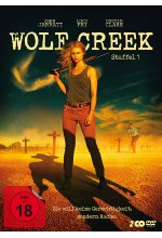 Wolf Creek - Staffel 1  [2 DVDs] DVD-Cover