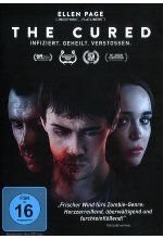 The Cured - Infiziert. Geheilt. Verstoßen. DVD-Cover