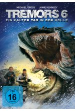 Tremors 6 - Ein kalter Tag in der Hölle DVD-Cover