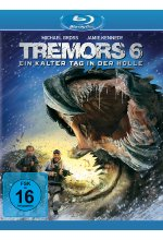 Tremors 6 - Ein kalter Tag in der Hölle Blu-ray-Cover
