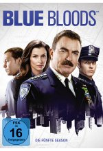 Blue Bloods - Staffel 5  [6 DVDs] DVD-Cover
