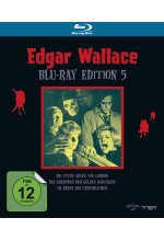 Edgar Wallace Edition 5  [3 BRs] Blu-ray-Cover