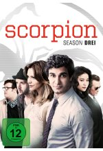 Scorpion - Staffel 3  [6 DVDs] DVD-Cover