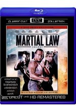 Martial Law - Trilogy - Uncut/Classic Cult  Collection (2 BRs + 2 DVDs) Blu-ray-Cover