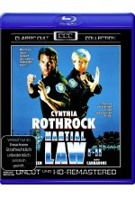 Martial Law 1+2 - Uncut und HD-Remastered  [LE] Blu-ray-Cover