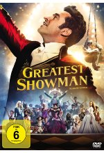 Greatest Showman DVD-Cover