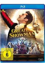 Greatest Showman Blu-ray-Cover