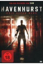 Havenhurst - Evil Lives Here DVD-Cover