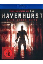 Havenhurst - Evil Lives Here Blu-ray-Cover
