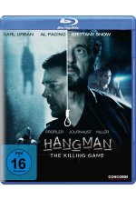 Hangman - The Killing Game Blu-ray-Cover