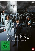 Death Note - Light up the New World DVD-Cover