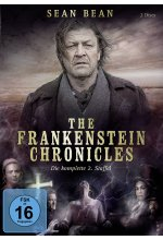 The Frankenstein Chronicles - Die komplette 2. Staffel  [2 DVDs] DVD-Cover
