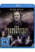 The Frankenstein Chronicles - Die komplette 2. Staffel  [2 BRs] Blu-ray-Cover