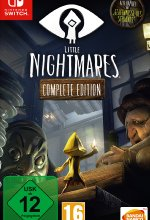 Little Nightmares (Complete Edition) Cover