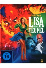 Lisa und der Teufel - Mario Bava-Collection - Mediabook/Limited Collector's Edition  (+ DVD) (+ Bonus-DVD) Blu-ray-Cover