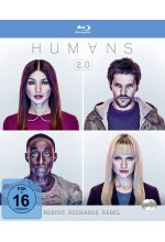 Humans - Die komplette Staffel 2  [2 BRs] Blu-ray-Cover