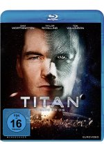 Titan - Evolve or die Blu-ray-Cover
