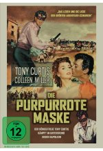 Die purpurrote Maske DVD-Cover
