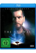 The Arrival Blu-ray-Cover