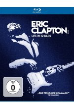 Eric Clapton - Life in 12 Bars Blu-ray-Cover