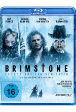 Brimstone Blu-ray-Cover