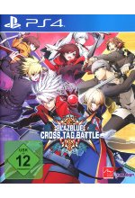 BlazBlue - Cross Tag Battle Cover
